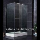 stylish glass shower cabinet