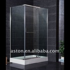 stylish glass shower cabinet