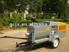 Diesel engine cement grouting pump