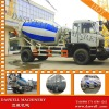 2012 Popular Best selling used concrete mixer truck with pump