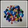 polypropylene poms ,polyester poms , acrylic poms