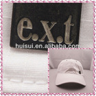hign quality white golf cap