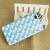 small lovely decration simple and generous phone case