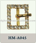 zinc alloy Shoe buckles