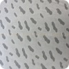 Clipped Silk&Cotton Georgette Fabric