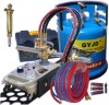 semi-auto gasoline Cutting Torch Package
