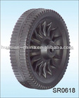Replacement wheel extends the life of your service equipment,plastic wheel