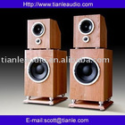 Natural wood Home theater system