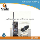 Aetertek Remote and submersible dog trainer for 1 dog , 350M range