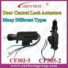 Central locking system car door lock actuator