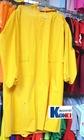 Siamese raincoat/Rainwear/ double PVC rain gear
