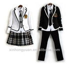 High quantity children school uniform
