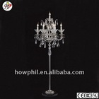European Candle crystal Table amp ML461/6+1