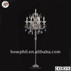 European Candle crystal Table amp ML461/6+1