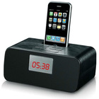 Docking Station speaker`s for `s with FM Radio, Alarm Clock and AUX Functions i3012