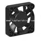 12vdc axial cooling fan 30*30*07mm with UL proved