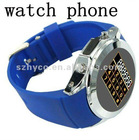 2012 Newest popular Hand Watch Mobile Phone MQ266