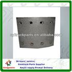 Hot Sale Sinotruck Part Steyr Brake Pad WG9200340068