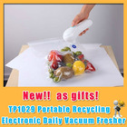 Retail and Wholesale ZH180-TP1029 Portable Recycling Electronic Daily Vacuum Fresher Fresh food fruit vegetable