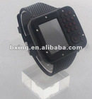 65000 colors 1.3 inch screen watch phone with keyboard