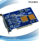 Intelligent Video Analysis Hardware compression 16CH DVR Card