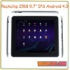 Android 4.0 Rockchip 2918 Tablet PC IPS Capacitive 1GHz WIFI 1GB DDR3 16GB 32GB