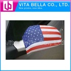 Customized logo Car Mirror Cover