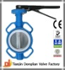 wafer PTFE seat butterfly valve