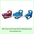 Cycloid type electric diaphgagm pump