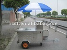 Mobile Hot Dog Cart