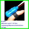 2012 Hot Sell Low price Plastic Led Finger Flashlight