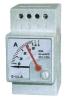 Modular type panel meter DIN rail type