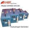 Portable high efficiency Oxyhydrogen Flame Generator/Oxyhydrogen Generator OH100-OH600