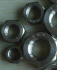 Hastelloy alloy B2/2.4617 Stainless steel fastener lock hex nut M30