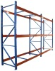 Heavy-duty pallet racks for storage