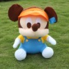 Lovely stuffed Plush toys mickey mouse