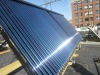 Pitched Roof Heat Pipe Solar Collector