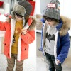 2012 new arrival for winter korean clildren coat,kid clothes, chidleren wear