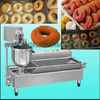 Hot Automatic stainless steel donut doughnut deep fryer machine (CE)(ISO) 0086 13526859457