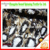 Printed 100% Polyester Fireworks Fleece Fabric