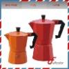 Aluminum coffee pot bpa free