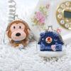 Crochet Coin Purse-monkey&dog