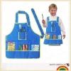 Children waterproof painting aprons
