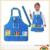 Children waterproof painting aprons