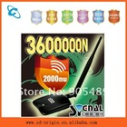 SignalKing 360000N wireless adapter/USB Adapter High Power usb wifi adapter 10dBi Free Internet Wholesale/Retail