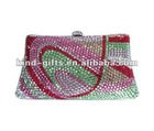 jewely diamond rhinestone crystal gifts evening bag