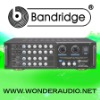 Bandridge Mixing Amplifier with 5.1 Channels speaker output terminal