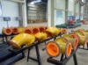 rubber lined pipe with high wear resistance
