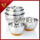 Stainless Steel Mixing Bowl with Marking
