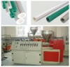 Single screw extruder PE PPR pipe extruder